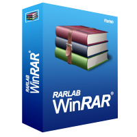 WinRAR 4.x: Standard License GOV (10-24 copies)