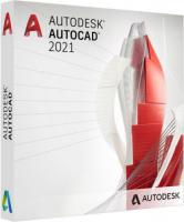 Временная сетевая лицензия AutoCAD на 1 год (AutoCAD - including specialized toolsets AD Commercial New Multi-user ELD Annual Subscription)