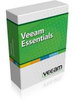 1 additional year of maintenance prepaid for Veeam Backup Essentials Standard 2 socket bundle for VMware