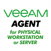 Veeam Agent Certified License by Server 1 Year Subscription Upfront Billing License & Production (24/7) Support