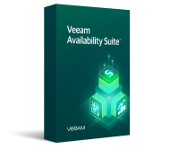 Veeam Availability Suite Standard Certified License (includes Backup & Replication Enterprise + Veeam ONE). 1 year of Production 24/7 Support is included