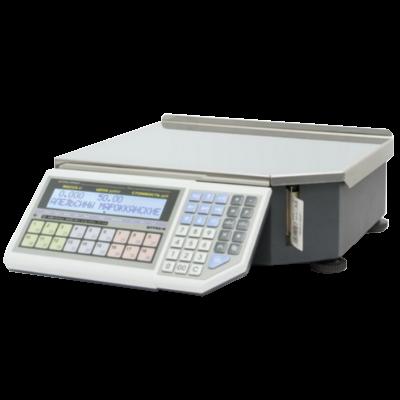 Весы электронные ШТРИХ-ПРИНТ ФI 4.5 с печатью этикеток